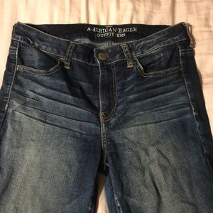 American Eagle outfitters jeans!